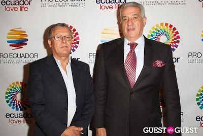 jose valez-eguez in ProEcuador Los Angeles Hosts Business Matchmaking USA-Ecuador 2013