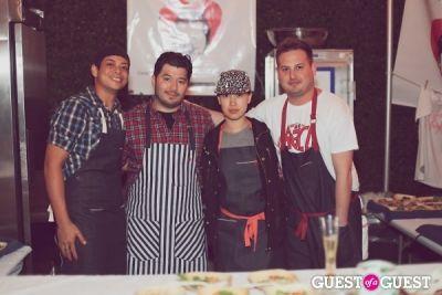josef centeno in Le Grand Fooding Crush Paris-L.A. 2013
