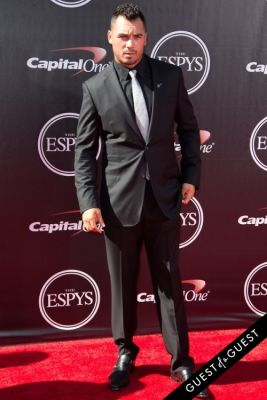 joseph fauria in The 2014 ESPYS at the Nokia Theatre L.A. LIVE - Red Carpet