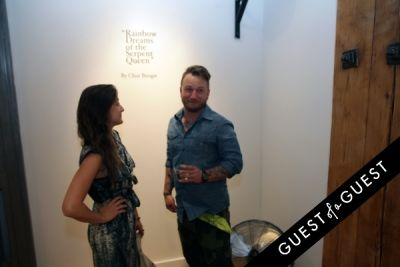 joseph gross in Art Now NY Opening of
