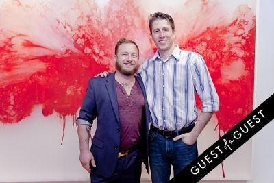 casey gleghorn in ART Now: PeterGronquis The Great Escape opening