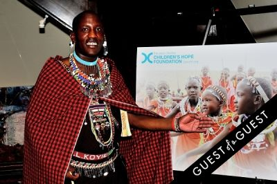 joseph koyie in PCCHF 9th Anniversary Benefit Gala