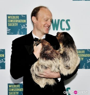 joseph walston in Wildlife Conservation Society Gala 2013