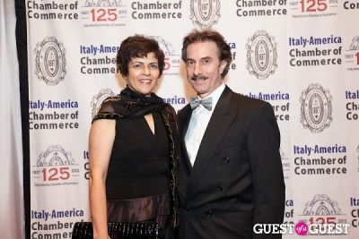 george marinos in Italy America CC 125th Anniversary Gala