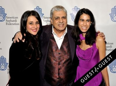 enrico macias in New York Sephardic Film Festival 2015 Opening Night