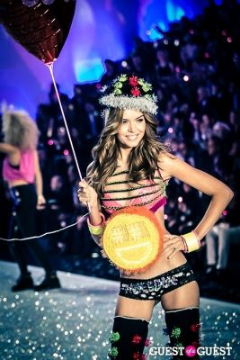 josephine skriver in Victoria's Secret Fashion Show 2013