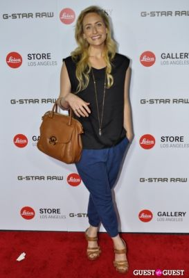 josette eales in Leica Store Los Angeles: Grand Opening