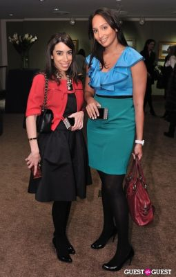 asha talwar in Judith Leiber 100 for 100 event at Christie's