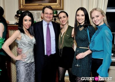 steve winograd in American Ballet Theatre La Nuit en Verte Young Patrons Event