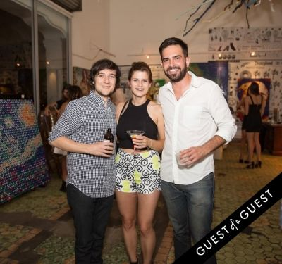 josh brener in Hollywood Stars for a Cause at LAB ART