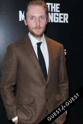 josh close in Kill The Messenger Movie Premiere