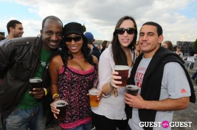 josh davis in New York's 1st Annual Oktoberfest on the Hudson hosted by World Yacht & Pier 81