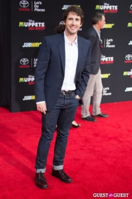 josh groban in Premiere Of Disney's