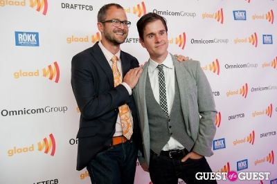 brent ridge in GLAAD Amplifier Awards