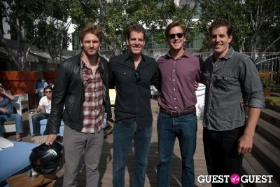 cameron winklevoss in Launch Party