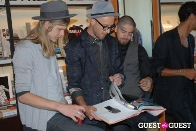 jeremy garcia in Jeremy Kost Book Signing At Bookmarc