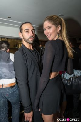 joshua j.-lorenzo in H&M and Vogue Between the Shows Party
