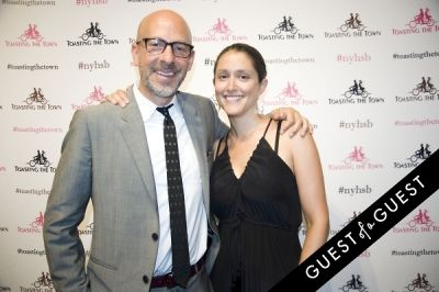 joshua seftel-erika-frankel in Toasting the Town Presents the First Annual New York Heritage Salon & Bounty