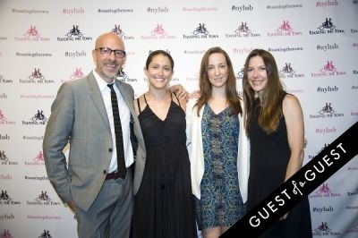 joshua seftel-erika-frankel-lauren-mann-jessica-chatfield in Toasting the Town Presents the First Annual New York Heritage Salon & Bounty
