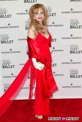 joy marks in NYC Ballet Spring Gala 2013