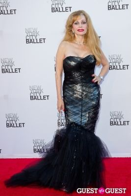 joy marks in New York City Ballet's Fall Gala