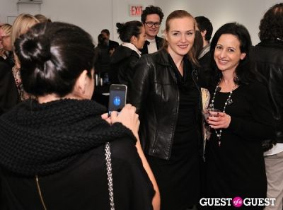 gabrielle gold in Pia Dehne - Vanishing Act Exhibition Opening