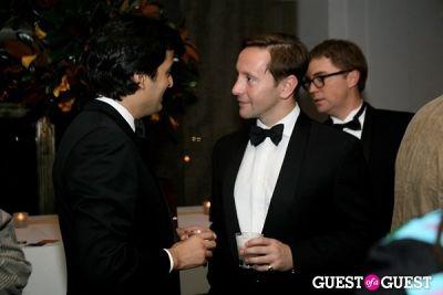 juan pablo-de-la-puente in World Monuments Fund Gala After Party