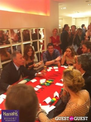 richard johnson in Valentino FNO Poker