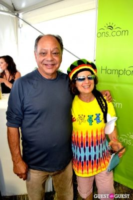 judi feldman in ARTHAMPTONS Hosts Cheech's Birthday Bash