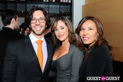 luz patricia-restrepo. in The Face to Face Charity Fundraising Event