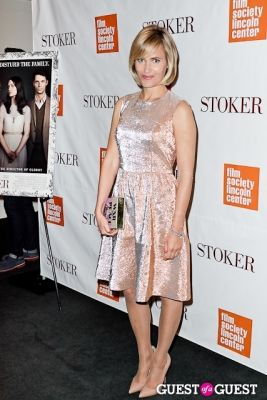 judith godreche in New York Special Screening of STOKER