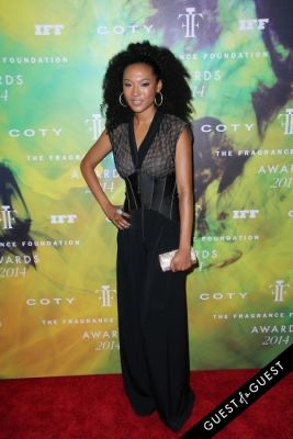 judith hill in Fragrance Foundation Awards 2014