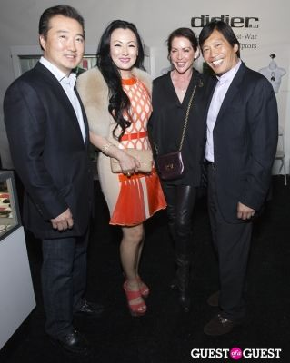 judy chang in P.S. Arts Hosts LA Modernism Opening Night