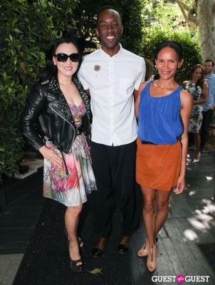 judy chang in Tastemakers Urban Zen Garden Party