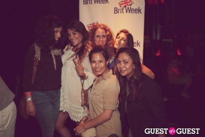 thomas mann in Brit Week with Little Boots, Avan Lava, and Feathers