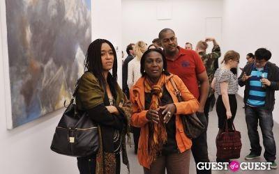 juni oddoye in Charles Bank Gallery - Vahap Avsar