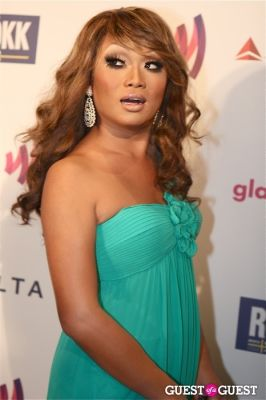 jujubee in GLAAD Summer Rooftop