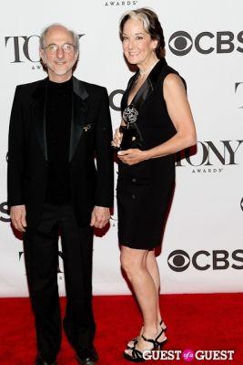 peggy eisenhauer in Tony Awards 2013
