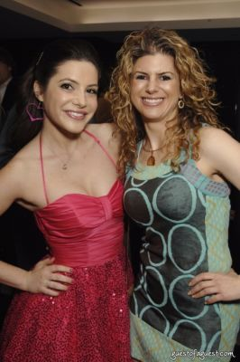 deborah berebichez in Julia Allison & Randi Zuckerberg's Bicoastal Birthday Bash!