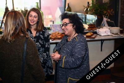 fran arazi in Whimsical Holiday Breakfast with Heymama + Pippa & Julie