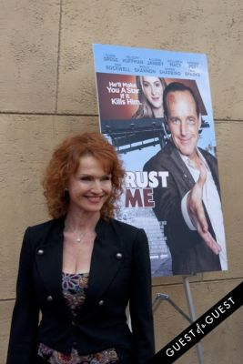 julia butler in Clark Gregg's TRUST ME Premiere