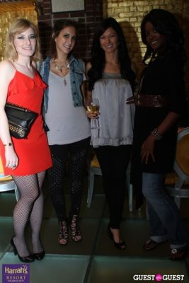 julia dinardo in Style Coalition's Fashion Week Wrap Party