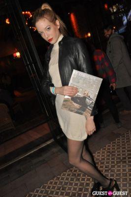 julia kristin in Launch of Corduroy Magazine