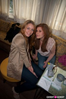 julia lebedev in Launch Party