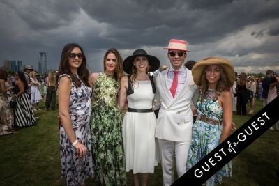 julia loomis in Veuve Clicquot Polo Classic 2014