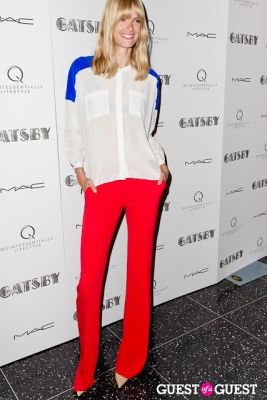 julia stegner in A Private Screening of THE GREAT GATSBY hosted by Quintessentially Lifestyle