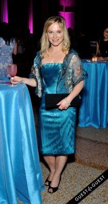 julia zamonska in Metropolitan Museum of Art Young Members Party 2015 event