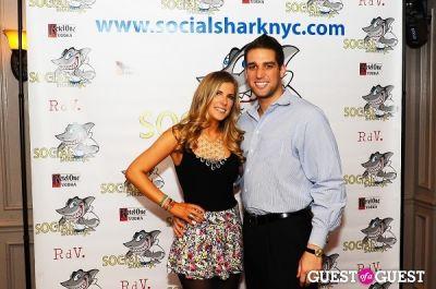 juliana goldman in SocialSharkNYC.com Launch Party