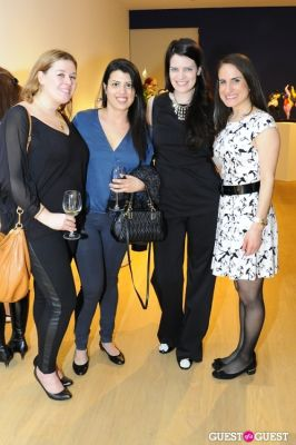 tayla tzirulnik in IvyConnect NYC Presents Sotheby's Gallery Reception