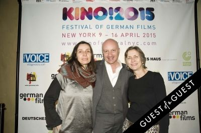 mariette rissenbeek in KINO! The Opening Night